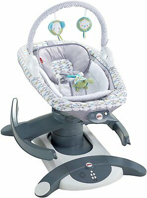 Fisher-Price 4-in-1 Rock 'n Glide Soother *BRAND NEW*
