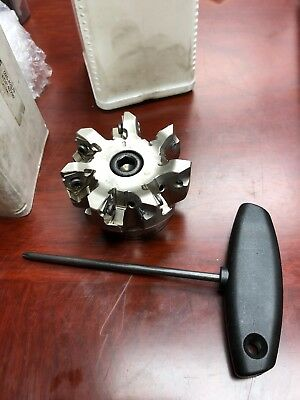 Seco R220.96-02.50-08-7a Face Mill