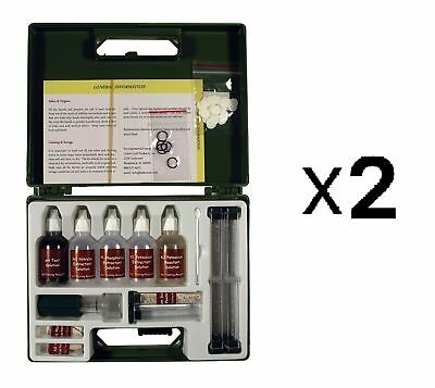 Luster Leaf Environmental Concepts 1663 Soil Test Kit With 80 Tests (2-Pack)