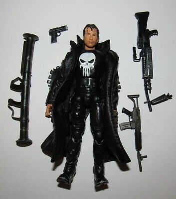 "Marvel Legends 6"" figure Punisher series VI 6 loose excellent"