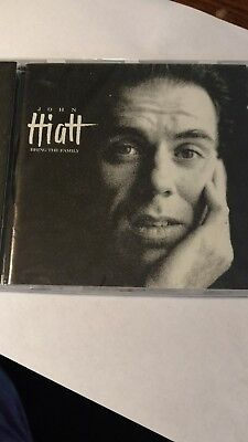 New Bring The Family - Hiatt, John - Rock & Pop Music CD