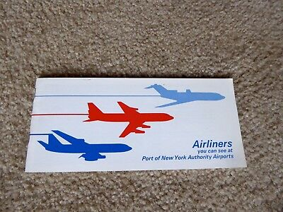 Port Of New York Authority Airports Book