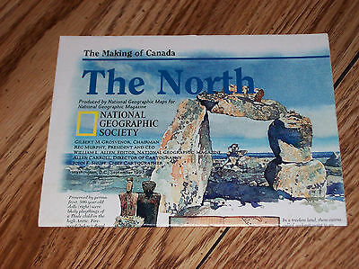 North Making of Canada Sept 1997 NGS
