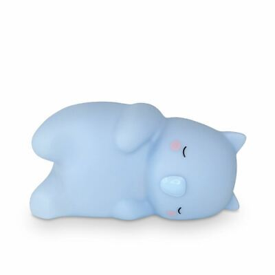 Little Wombat - portable LED light - blue