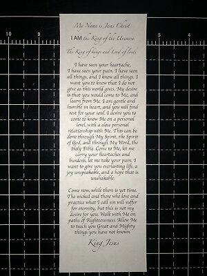 25 - Small Scroll Tracts - Gospel Tracts Bible Tracts Evangelism King Jesus