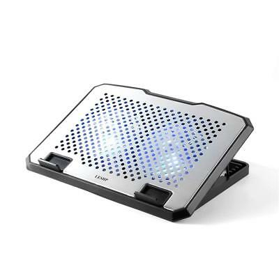 new Cooling Pad Portable USB Portable Fan Cooler for 10-16 Inches with 2 Silent