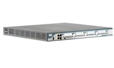 New Cisco 2801 Integrated Services Router, 2FE, 4slot