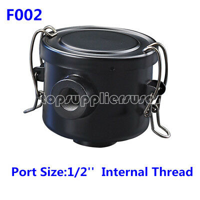 F002 Vacuum Pump Inlet Filter Internal Thread Connect Size 1/2''