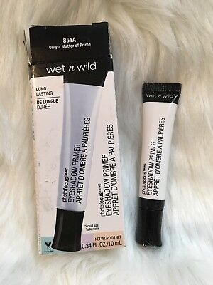 Wet N Wild Photofocus Eyeshadow Primer 851a Only A Matter Of Prime