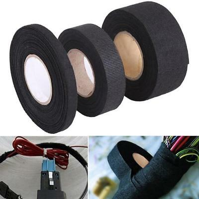 Car Auto High Temperature Resistance Adhesive Cloth Tape for Cable Harness ukoc^