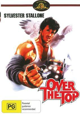 Over The Top - Sylvester Stallone - New & Sealed Dvd Free Local Post