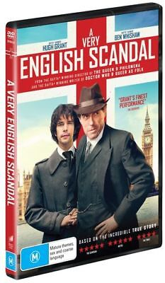 Very English Scandal, A - Season 1 (DVD, 2018) (Region 4) New Release
