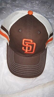 the best attitude 1565e e2042 ... store san diego padres mlb cooperstown retro hat by american needle.  294e4 39f45