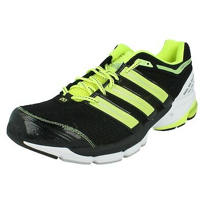 Mens Adidas Trainers Resp Cushion 20M  Walking Smart Sports Shoes Laces Size
