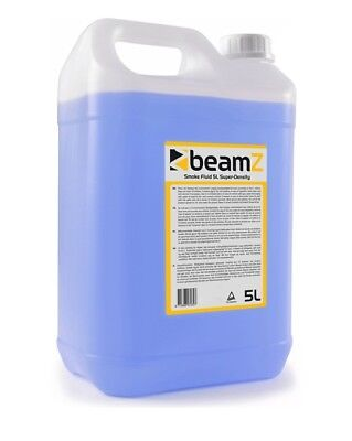 Beamz Smokefluid Super-Density Blue