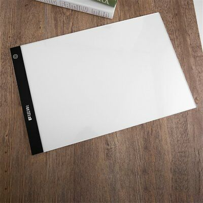 FEILZ A3J-K LED Drawing Board Promise Dimming Tracing Pad Animation Sketching yB