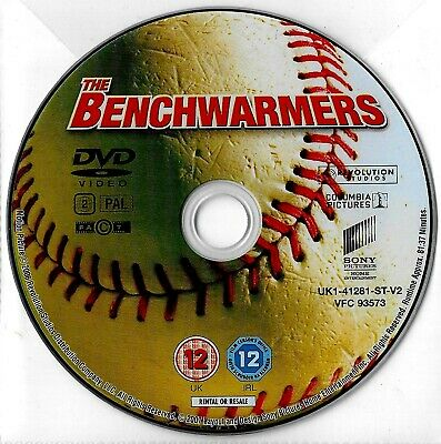 The Benchwarmers (2006) Rob Schneider DISC ONLY DVD Comedy