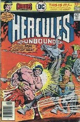 Other Bronze Age Comics Hercules Unbound #8 1977 Sale Overall Discount 50-70%