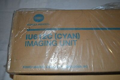 Genuine Konica Minolta Iu612C Cyan Imaging Unit