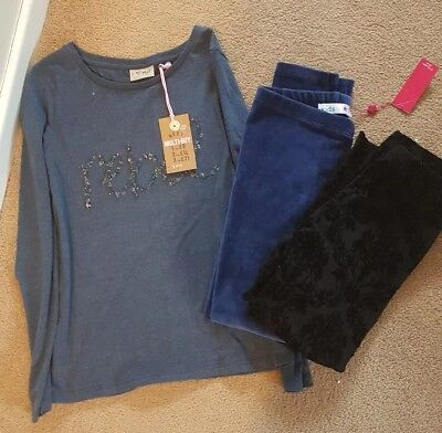 Small Bundle Clothes Girl 9-10 Years Bnwt Next M&Co George