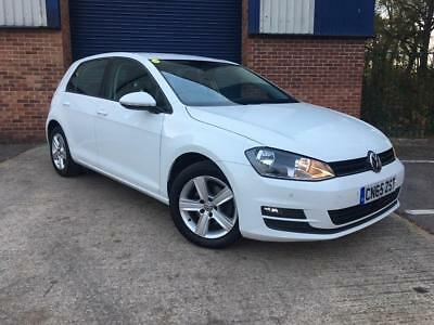2015 Volkswagen Golf 1.6 TDI BlueMotion Tech Match (s/s) 5dr
