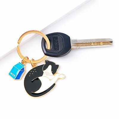 Cute Cartoon Animal And Plant Key Ring Creative Giant Cute Delicate Keychain HX