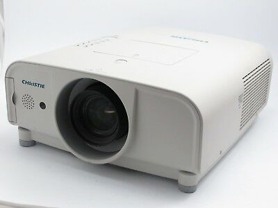 Beamer Heimkino Christie LX450 3LCD Lens Shift Film Video Konferenz Linse dazu!