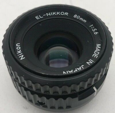 Nikon 80mm f4 enlarger lens