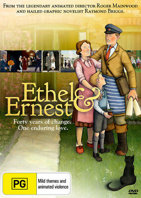 Ethel & Ernest  - DVD - NEW Region 4