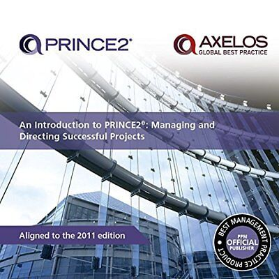 An Introduction to PRINCE2: Managing and Directing Successful Projects BOOK NEW