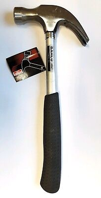 Bahco 429-16 Rubber Grip Handle Claw Hammer 450g 16oz