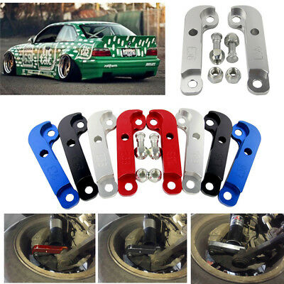 Adapter increasing turn angle about 25% drift lock kit For BMW E36 FREE shipping