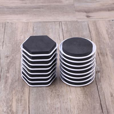 16 Pcs Furniture Sliders Helpful Tough Furniture Movers for Big Heavy Furnitures