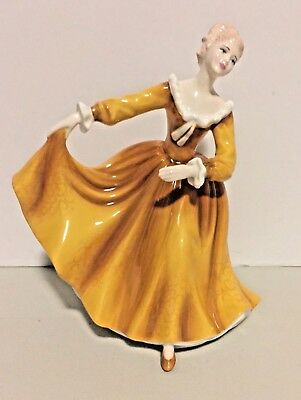 """Exquisite Royal Doulton Figurine - Pretty Ladies Collection - """"Kirsty"""""""
