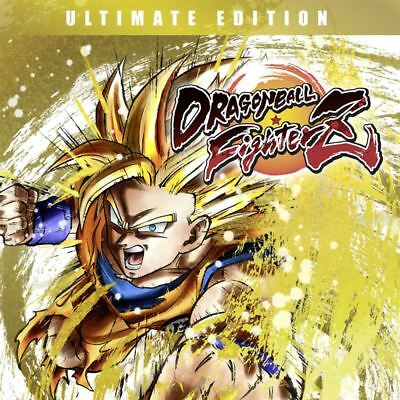 Dragon Ball FighterZ Fighter Z Ultimate Edition SEASON PASS PS4 DIGITALE VERSION