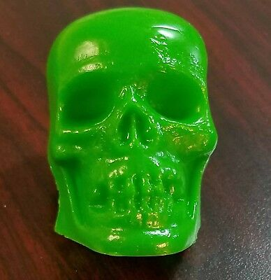 Mold A Rama Green Skull 2018 Halloween Mold!