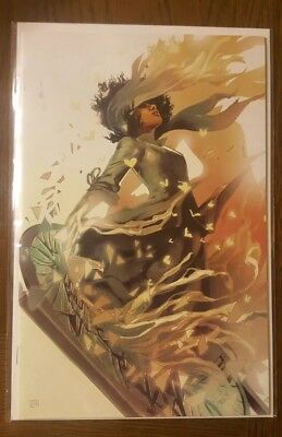 SPARROWHAWK #1 1:15 Stephanie Hans VIRGIN VARIANT NM NM+ High Grade Boom Studios
