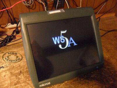 Micros Workstation 5A WS5A good working order pulled from working site free ship