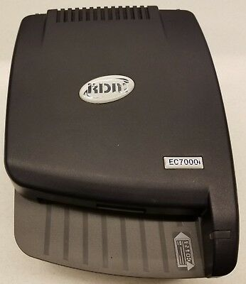 RDM EC7000i EC7011f Dual Two Sided Check and Credit Card Reader and Scanner