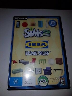The SIMs 2 IKEA Stuff Expansion Pack Pc CD Rom Game