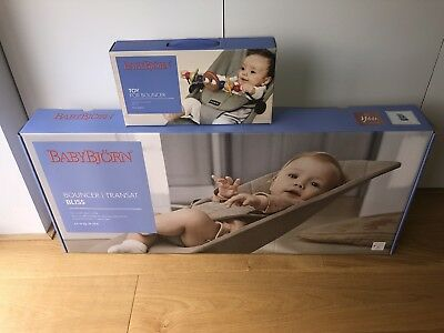 Baby Bjorn Baby Bouncer & Toy Bar