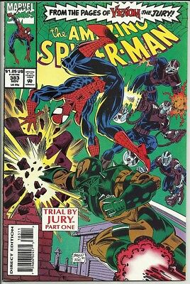 AMAZING SPIDER-MAN No. 383, US-Comic