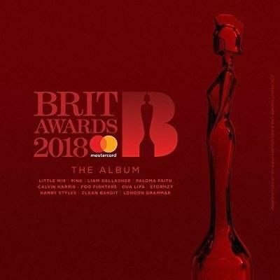 BRIT AWARDS 2018 THE ALBUM – V/A 2CDs Inc Ed Sheeran U2 Sam Smith (NEW/SEALED)