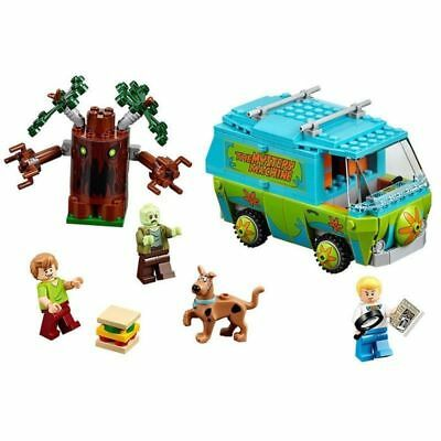 Scooby doo machine the mystery Lego 75902 scooby Blocks Toys Building Block DIY