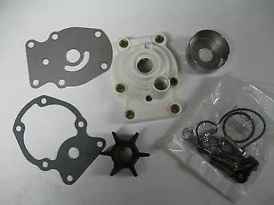 Water Pump Impeller Kit w/housing Johnson/Evinrude 20 25 30 35hp 1980-up 0393630