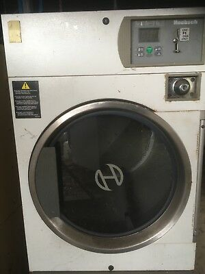 Laundromat commercial clothes dryer