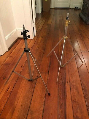 Colortran and Lowel Light Stands ( Lot of 2 )