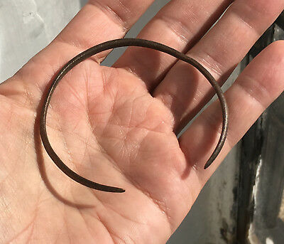 very ancient bronze bracelet