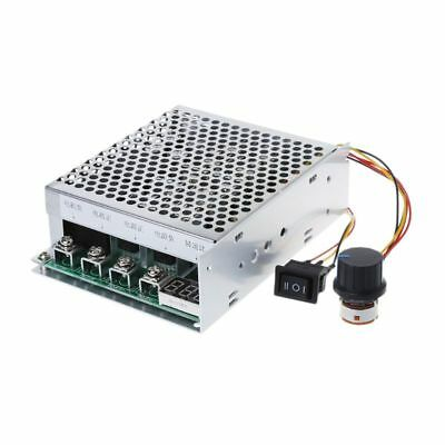 DC 10-55V 100A Motor Speed Controller Reversible PWM Control Forward/Reverse Hot