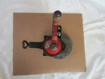 Vintage Genko Clamp On Bench Grinder Tool Made In Germany